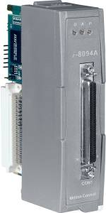 I-8094A Модуль четырехкоординатного управления сервоприводом и шаговыми двигателями, линейная интерполяция до 3 осей, круговая интерполяция 2 осей, процессор 80186