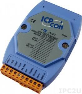 I-7021 Модуль вывода, 1 канал аналогового вывода - 12-бит