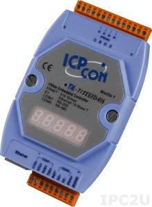 I-7188EFD-016 PC-совместимый промышленный контроллер 40МГц, 512кб Flash, 512кб SRAM, Ethernet, 1xRS232, 1xRS485, FRnet