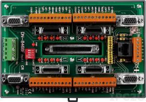 DN-8468FB Выносная плата с гальванической изоляцией для FUJI motor driver, 0.5 A /24 VDC