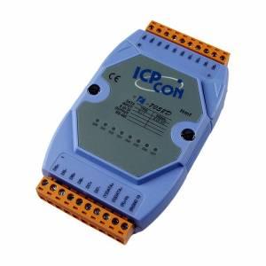 I-7058D Модуль ввода, 8 каналов дискретного ввода АС, c изоляцией до 5000 В и индикацией