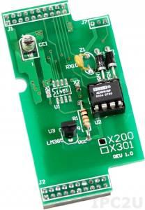 X200 1-канальный модуль аналогового ввода для I-7188XC