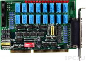 P16R16DIO ISA адаптер дискретного ввода-вывода с гальванической изоляцией, переходник CA-4037x1, разъем CA-4002x2