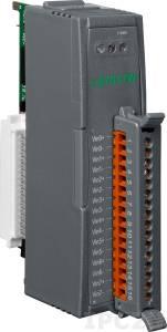 I-87017W Высокопрофильный модуль ввода, 8 каналов аналогового ввода, 16-бит, защита от высокого напряжения, последовательная шина