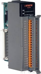 I-87057W Высокопрофильный 16-канальный модуль дискретного вывода c изоляцией