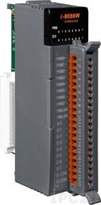 I-8088W Высокопрофильный модуль ввода-вывода, 8 каналов дискретного ввода, 8 каналов вывода ШИМ, с изоляцией до 3000В, параллельная шина