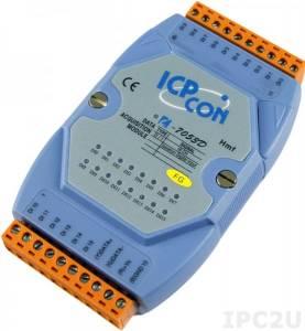 I-7053D_FG Модуль ввода, 16 каналов дискретного ввода,с индикацией