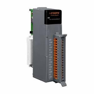 I-87069PW Высокопрофильный 8-канальный модуль дискретного вывода с фотоМОП реле, последовательная шина