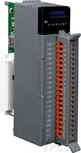 I-87084W 4/8-канальный высокопрофильный модуль счетчика/частотомера