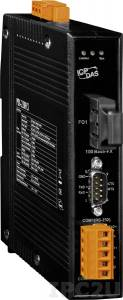 PDS-220FCS Программируемый Преобразователь последовательных интерфейсов, 1xRS-232, 1xRS-485, 1xSingle-mode SC, RoHS