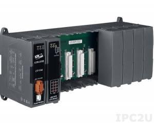 USB-87P8 Корзина расширения для модулей I-87K, 8 слотов расширения, интерфейс USB , протокол DCON