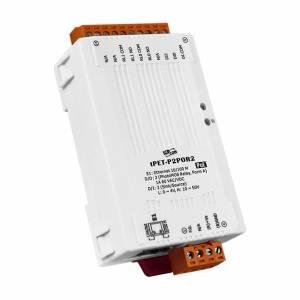 tET-P2POR2 Mодуль дискретного ввода/вывода 2DI/2xPhotoMos Relay Output, Ethernet 10/100