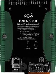 BNET-5310 Модуль ввода-вывода BACnet/IP, 4 AI, 2 AO, 3 DI, 3 DO