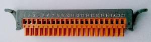 4PCA-EB21G Планка-переходник для модулей I-8K,87k, 21pin