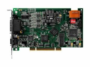 PMDK PCI адаптер с DSP (TI C672x) и FPGA, программируемый, 6 каналов управления двигателем, 32 бит, энкодер 12 МГц, FRnet 128 каналов дискретного ввода и 128 каналов дискретного вывода, RoHS
