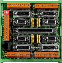 DN-84100U Универсальная выносная плата для PISO-PS410, PISO-PS810