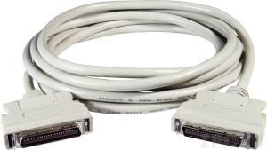 CA-SCSI50-D3 Кабель SCSI II 50-pin в 50-pin Male, 3 M, Для двигателей Delta ASDA A серии, ПВХ, 15В