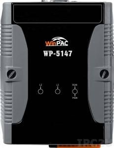 WP-5147-EN PC-совместимый промышленный контроллер PXA270 520МГц, 128Mб SDRAM, 64Mб Flash, VGA, 2xRS-232, 1xRS-485, 2xEthernet, Win CE 5.0, ISaGRAF