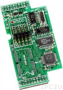 X500 Модуль RS-232, полное модемное управление для I-7188XA/XC