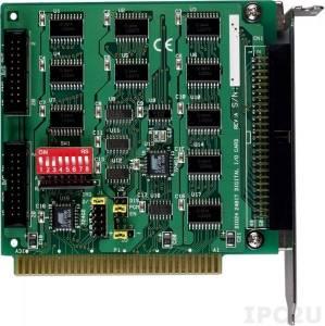 DIO-24 ISA адаптер дискретного ввода-вывода 24 канала TTL