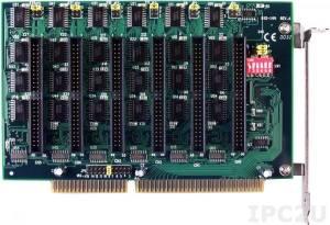DIO-144 ISA адаптер дискретного ввода-вывода 144 канала TTL