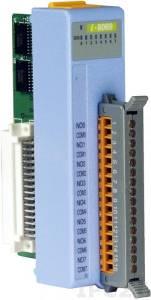 I-8069 Низкопрофильный модуль вывода, 8 каналов вывода с фотоМОП реле, с изоляцией до 1500В, параллельная шина