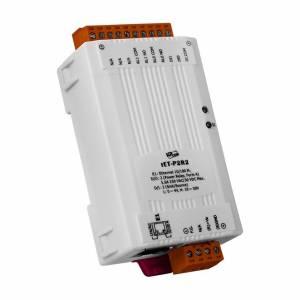 tET-P2R2 Mодуль дискретного ввода/вывода, 2 канала дискретного ввода, 2 канала релейного вывода, Ethernet 10/100