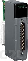 F-8028V2 Модуль ввода-вывода, 8 каналов AO, -10...+10 В, COM-порт, изоляция