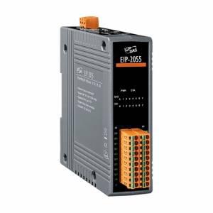 EIP-2055 Модуль ввода-вывода, 8 каналов дискретного ввода, 8 каналов дискретного вывода, EtherNet/IP (RoHS)