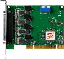 VXC-114iAU/D2 Universal PCI адаптер 4xRS-232 115.2кбод с кабелем CA-9-3715D