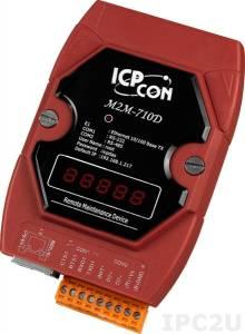 M2M-710D Преобразователь устройств для удаленного управления, 1xRS-232, 1xRS-485