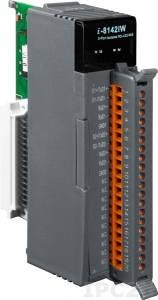 I-8142iW Высокопрофильный коммуникационный 2-х канальный модуль RS-422/485, с изоляцией до 2500В